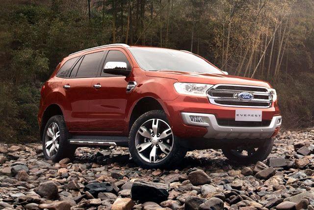 Bài đánh giá về Ford Everest mới nhất của Ford