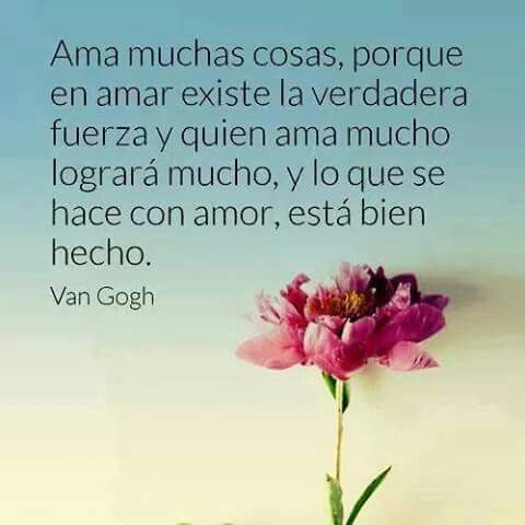 Hacer Todo Con Amor Es La Clave Words Spanish Phrases Good Morning Wishes