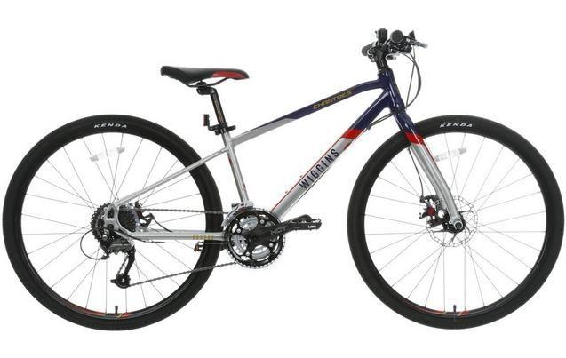 Wiggins Chartres Junior Hybrid Bike 26 034 Kids Bike Hybrid