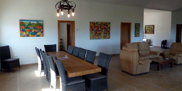 vakantievilla in andalusi spanje voor grote gezinnen met 14 personen villa san jacinto is een