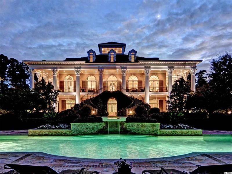 Lake Murray Lexington Sc A Luxury Home For Sale In Lexington