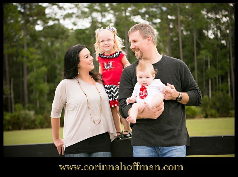 © Corinna Hoffman Photography - www.corinnahoffman.com - Family Session - Jacksonville, Florida - Jacksonville FL Family Photographer