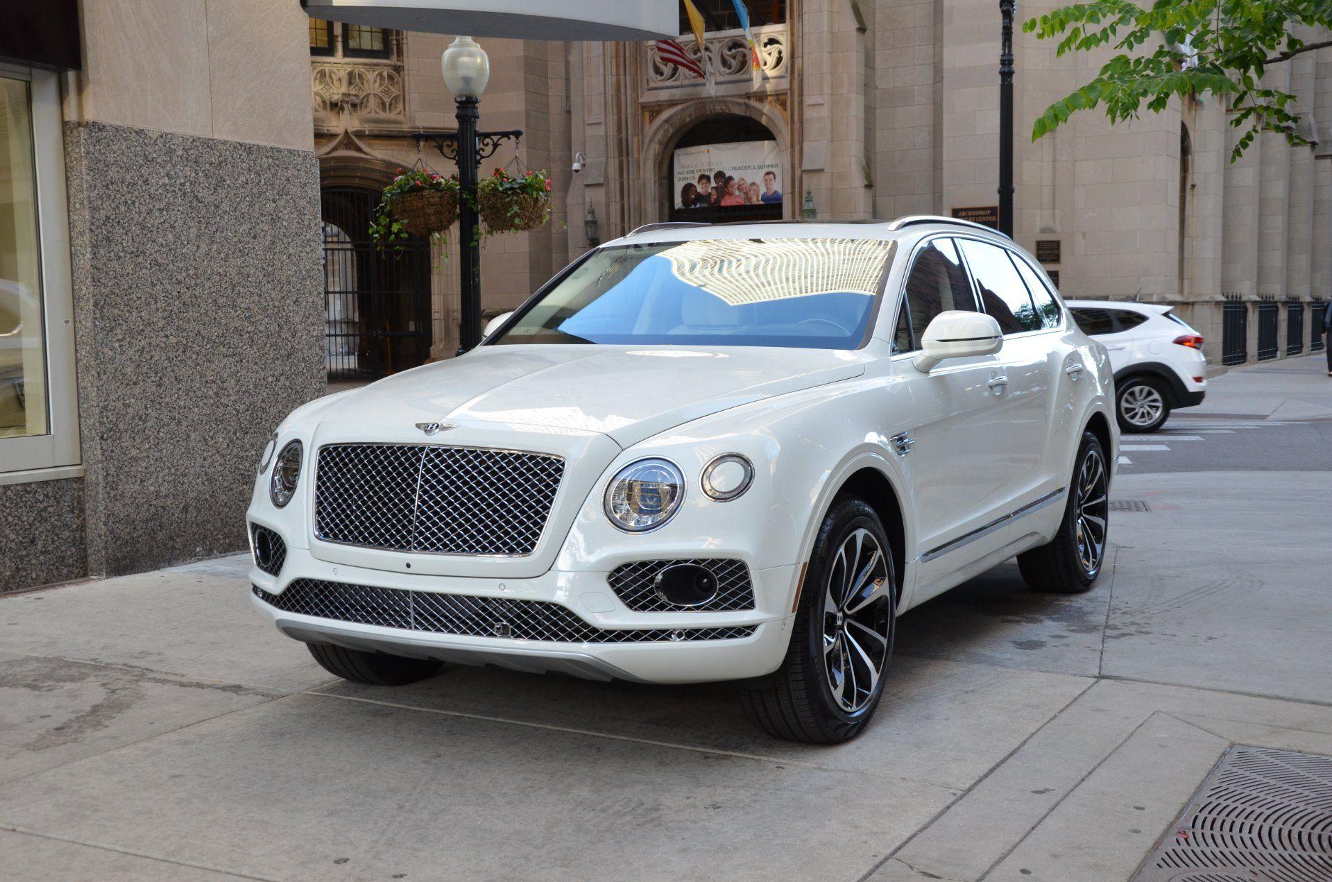 Used 2017 Bentley Bentayga Chicago Il Bentley Car Luxury Car Brands Bentley