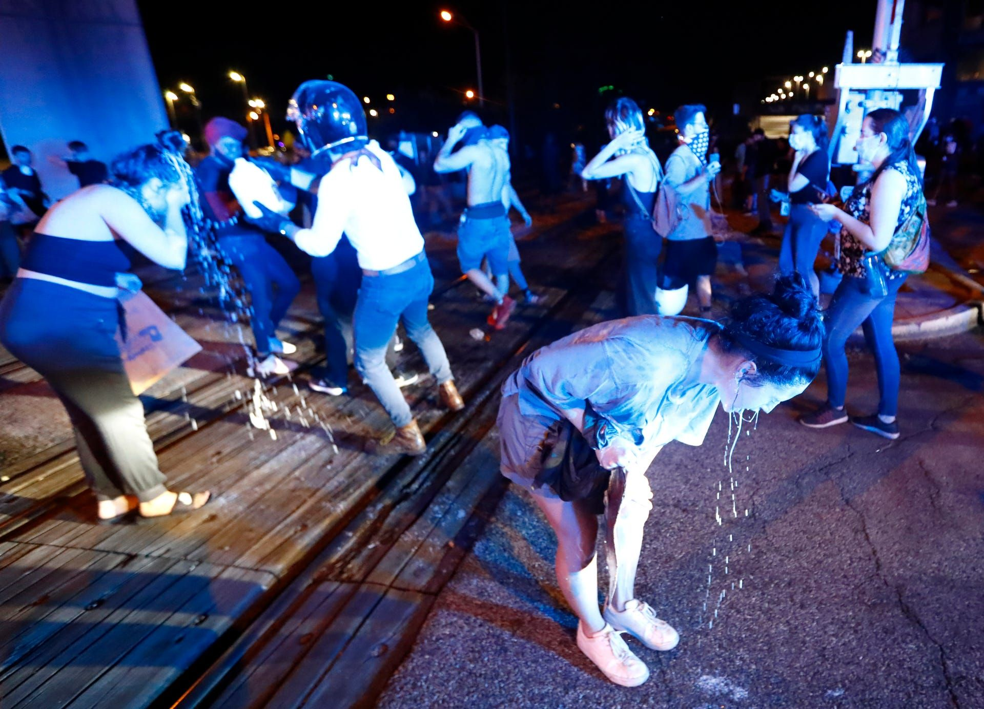 Memphis Protests Weren T Without Mistakes Or Heroes The 901 In 2020 Memphis Police Hero Memphis