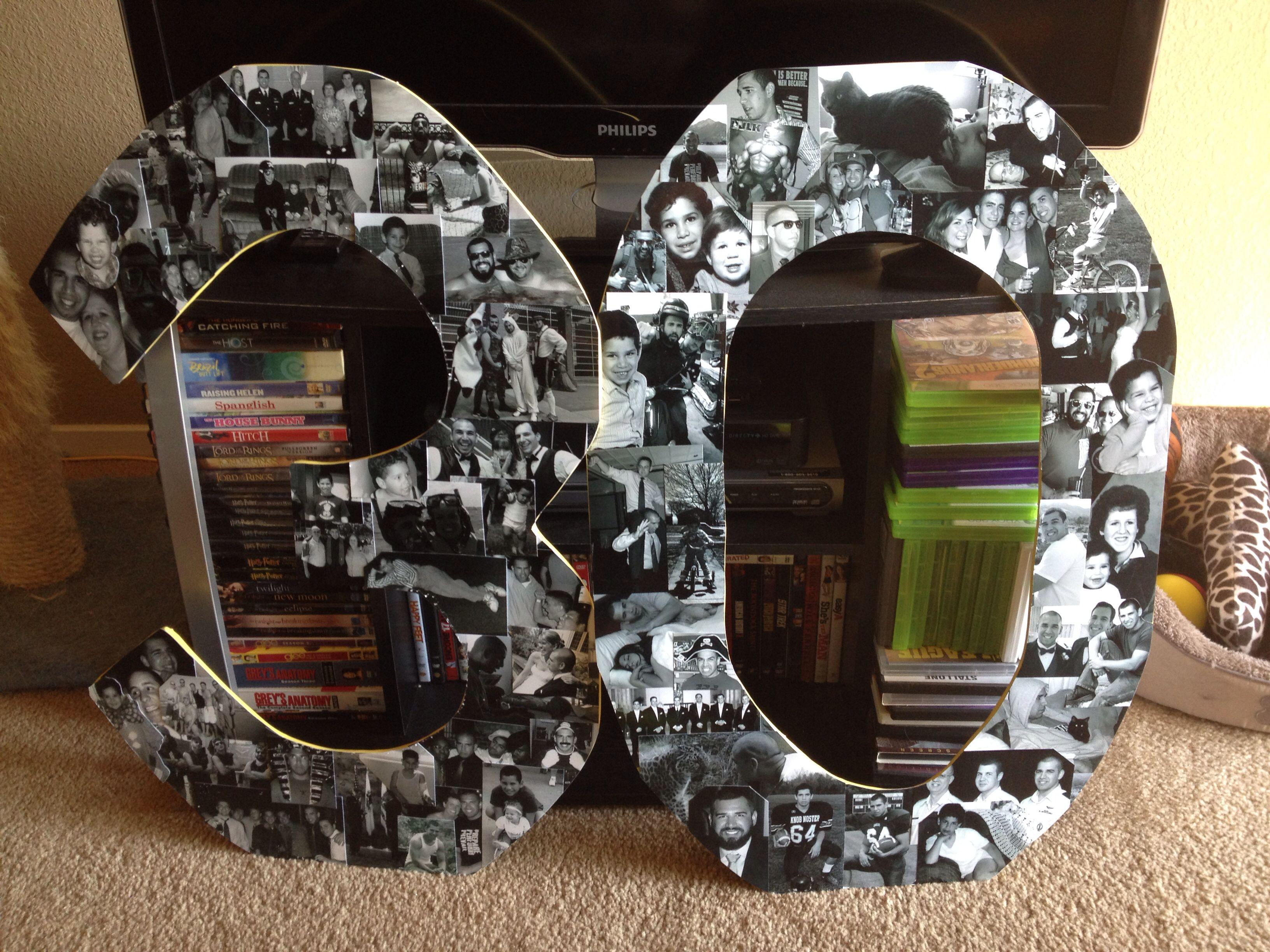 30th birthday gift ideas for him pinterest