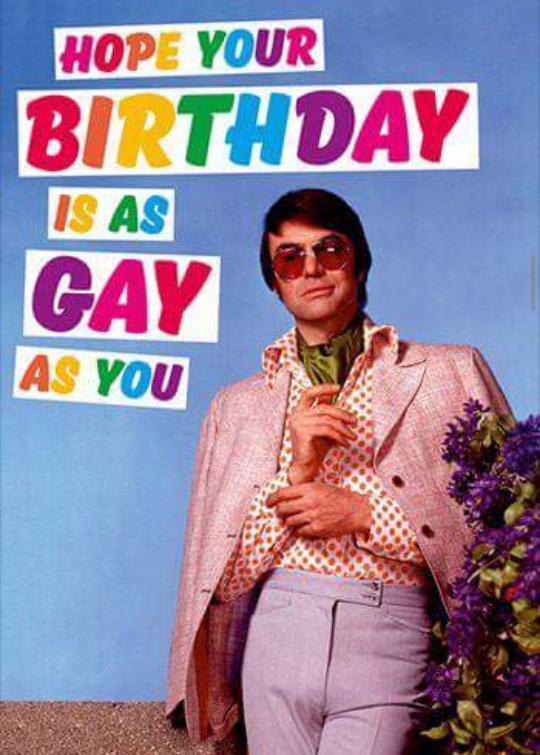 birthday gay love meme