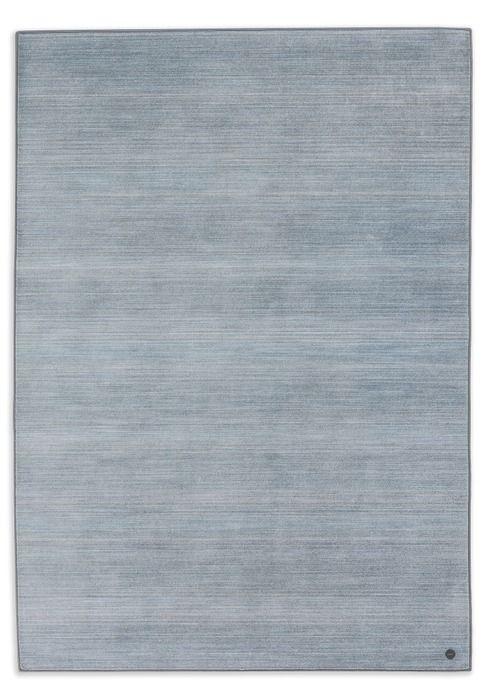 Webteppich - Woven Uni 200 x 300 cm - Blau | Segmüller Onlineshop