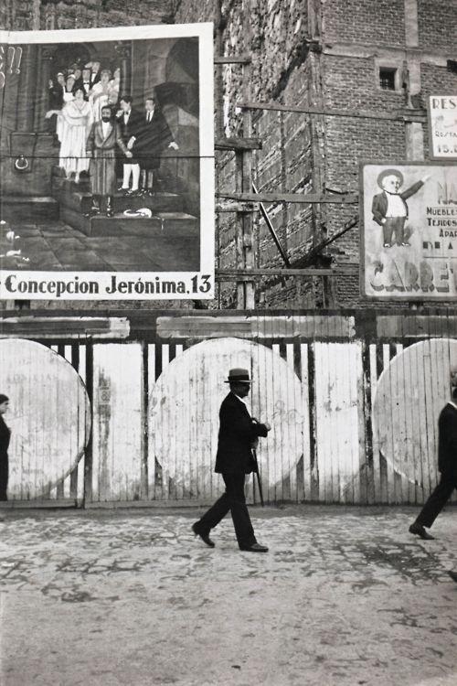 Henri cartier bresson madrid 1933