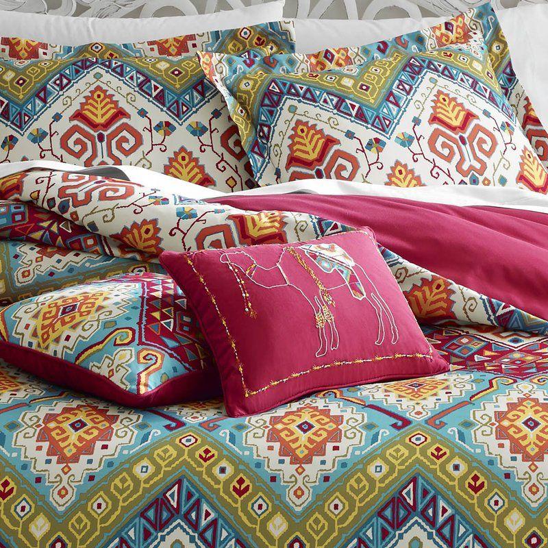 Larue Duvet Cover Set Duvet Cover Sets Boho Comforters Comforter Sets