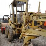 The used excavator PCD85A is a good condition machine that when it is used, many work will be done smoothl...