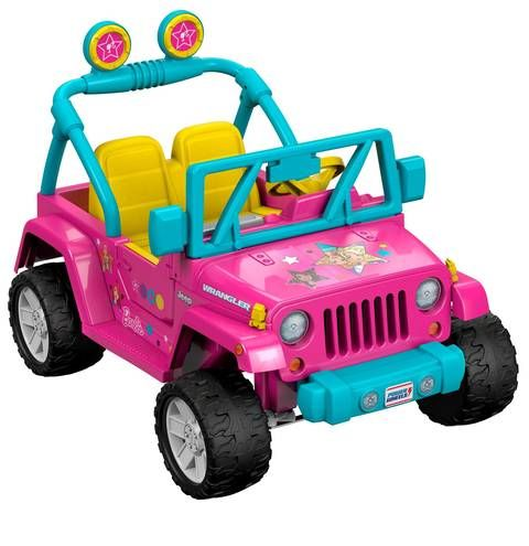 What S In The Box In 2020 Power Wheels Jeep Wrangler Jeep