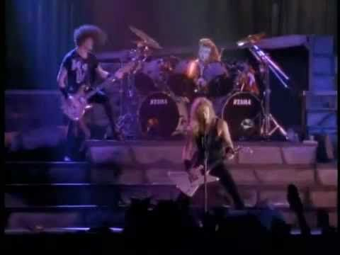Metallica - Live Shit: Seattle (1989) [Full Concert