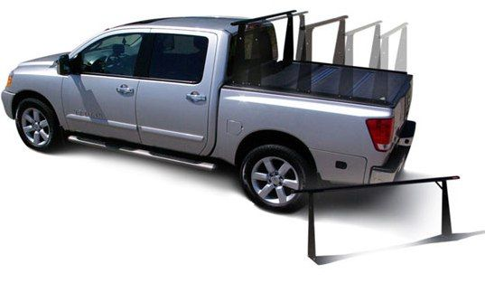 Bakflip Cs Hard Folding Truck Tonneau Bed Cover And Rack System