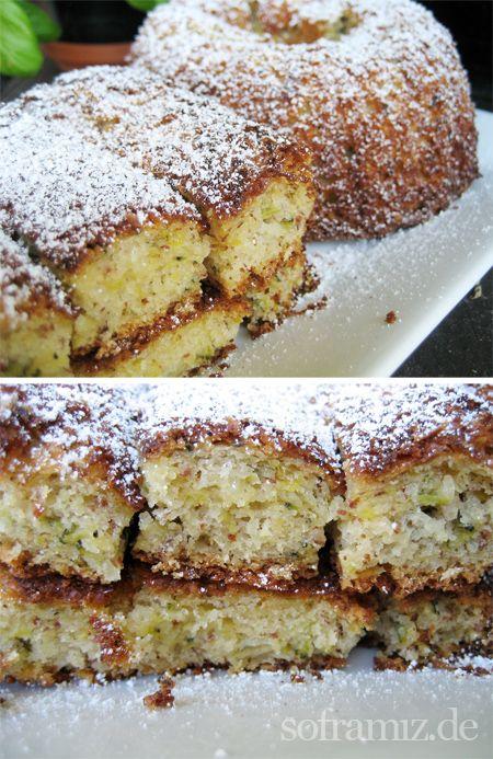Soframiz De Blog Archive Zucchinikuchen Food Zuchini