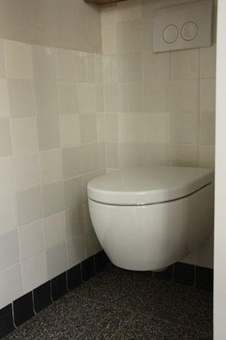 Bekend toilet met granieten vloer en witjes | Bathroom in 2019 - Toilet AJ97