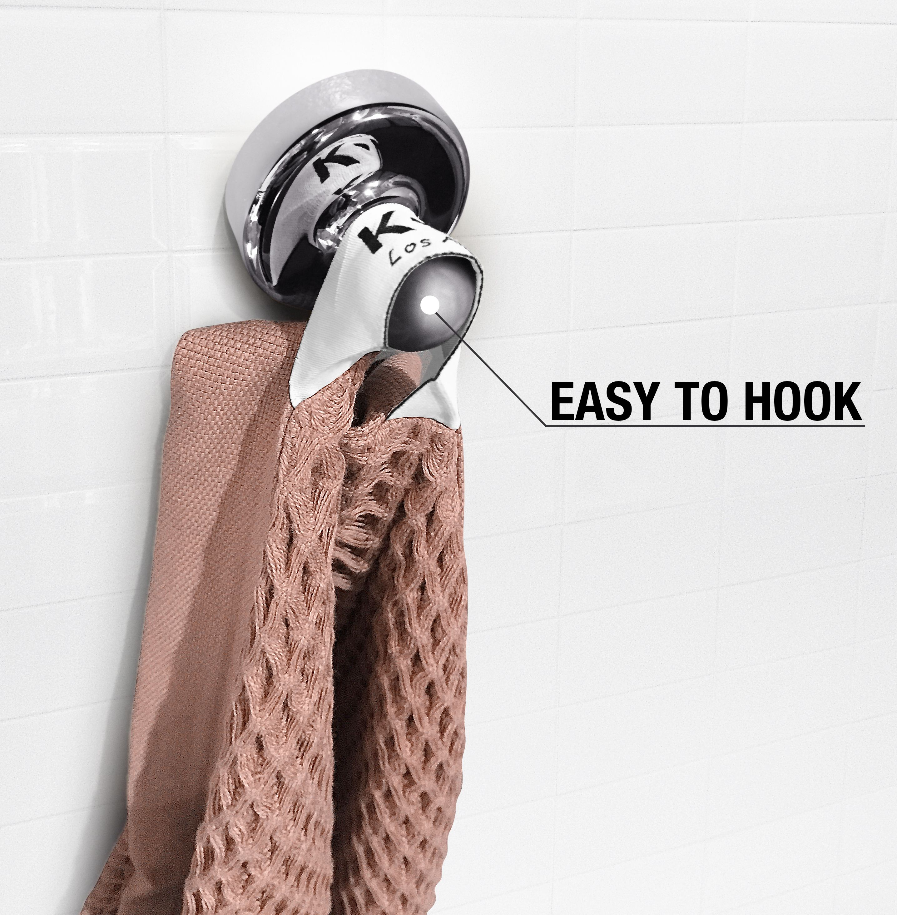 Tired Of Your Towels Falling The Hook We Ve Got You Covered