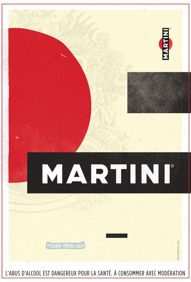 Martini Vermu Cartel Publicitario Cartel
