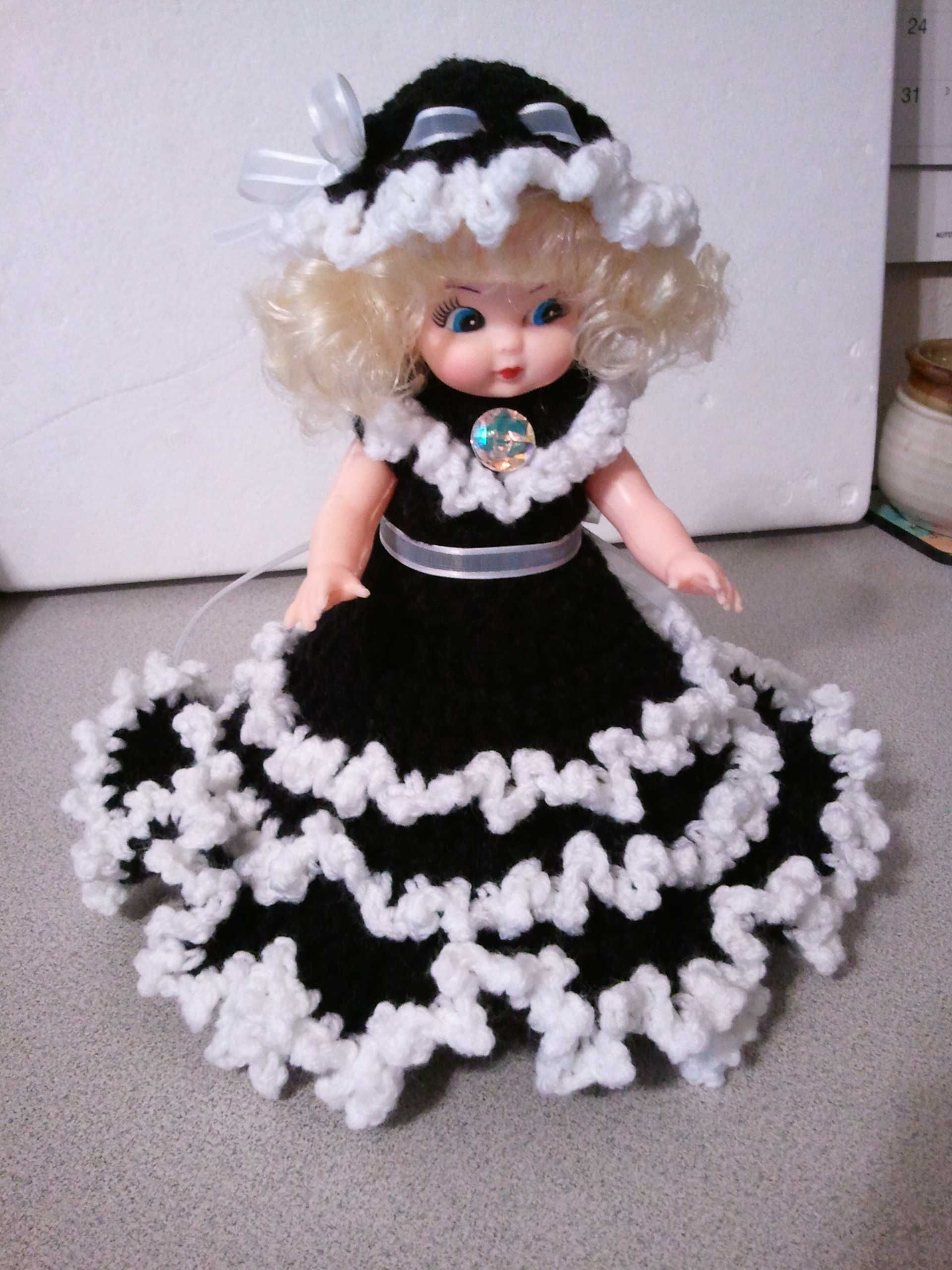 Air Freshener Dolls to Crochet Renuzit Air Freshener