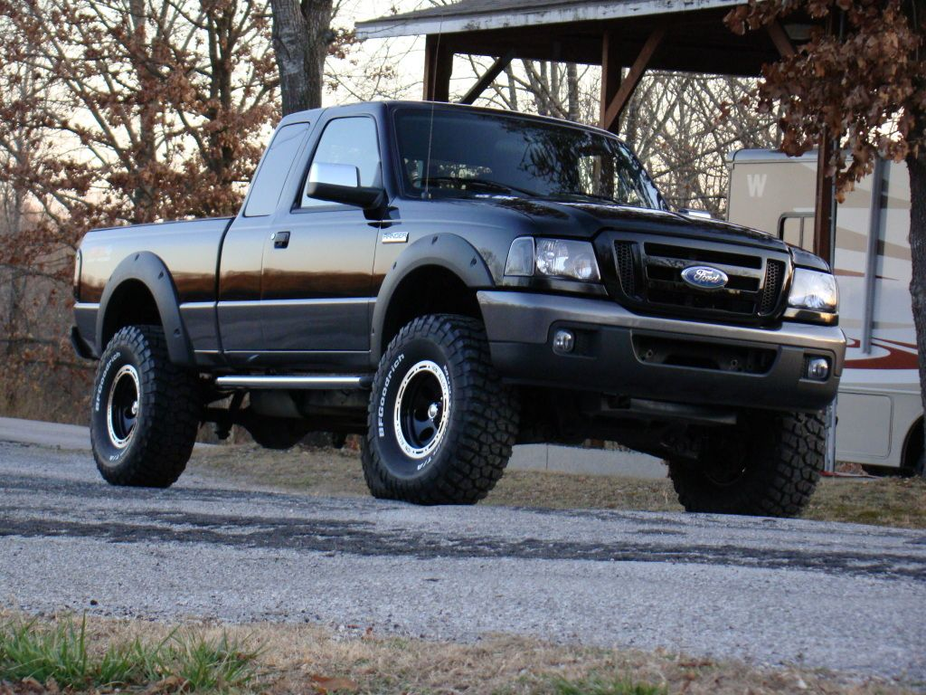 Lets see those black rangers ford ranger forum
