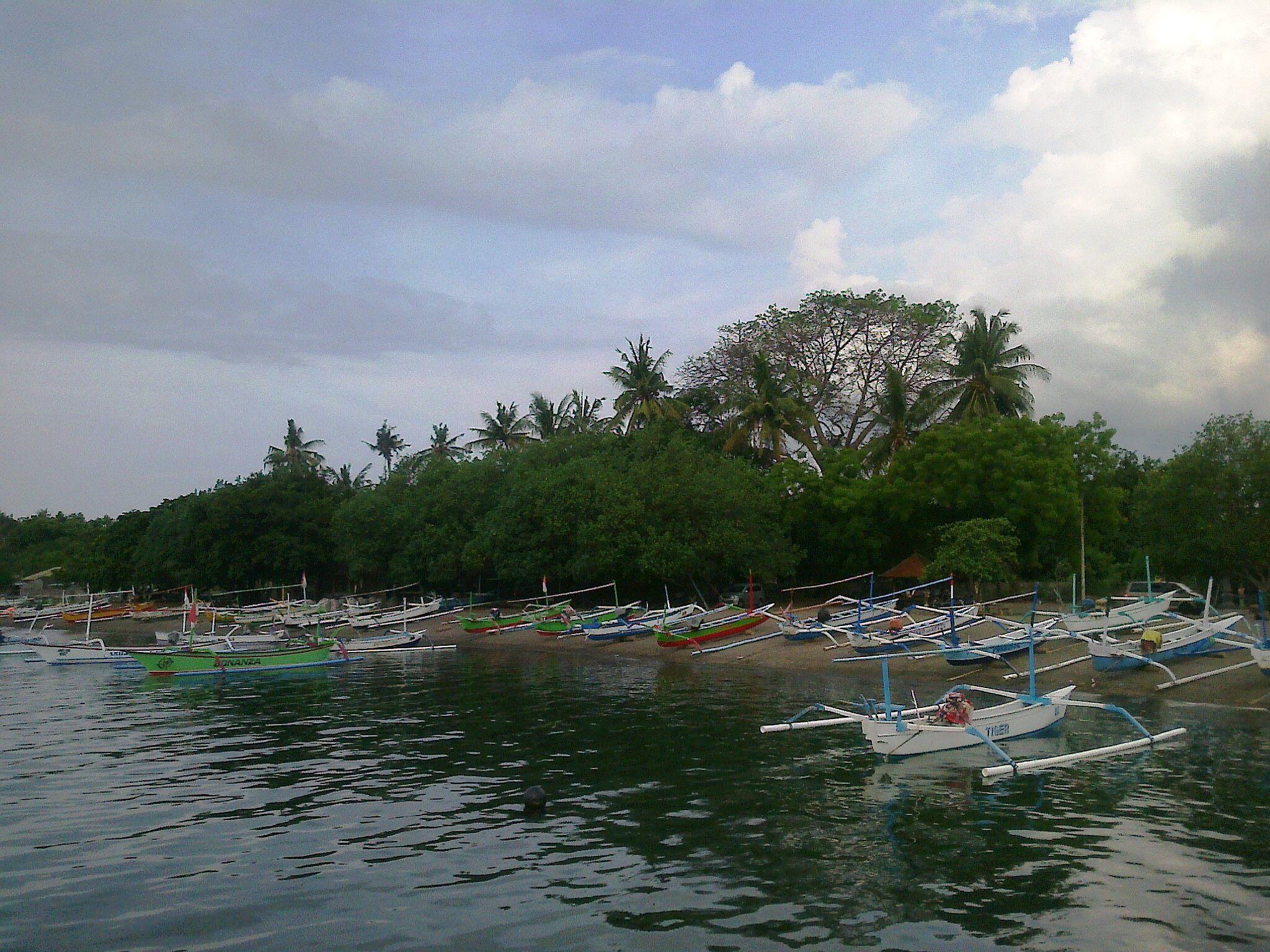 Lovina Beach Buleleng, Bali.