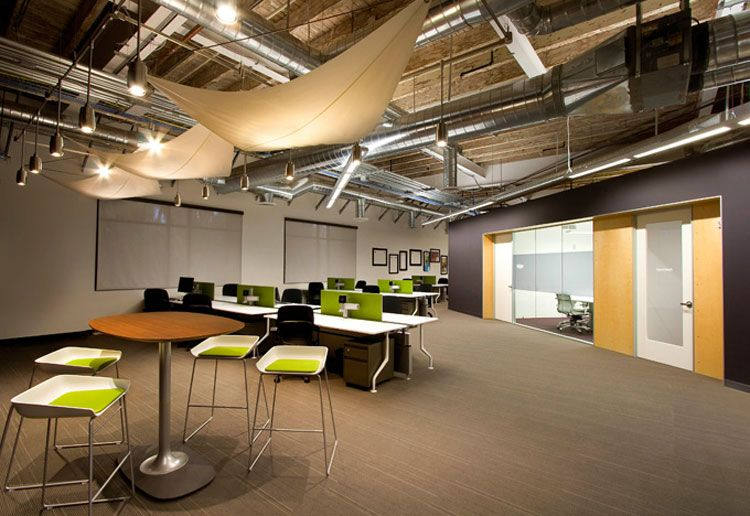 Skypeu0027s North American Headquarters In Palo Alto By Blitz. Office  InteriorsOffice Space DesignOffice ... Pictures