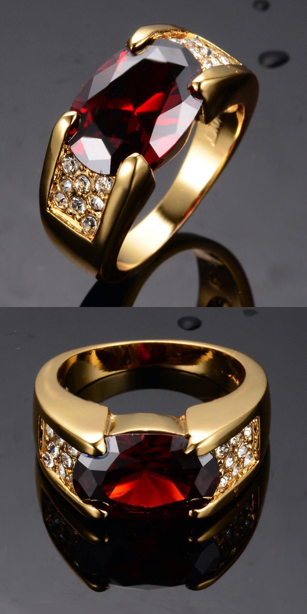 15++ Red wedding rings male ideas in 2021
