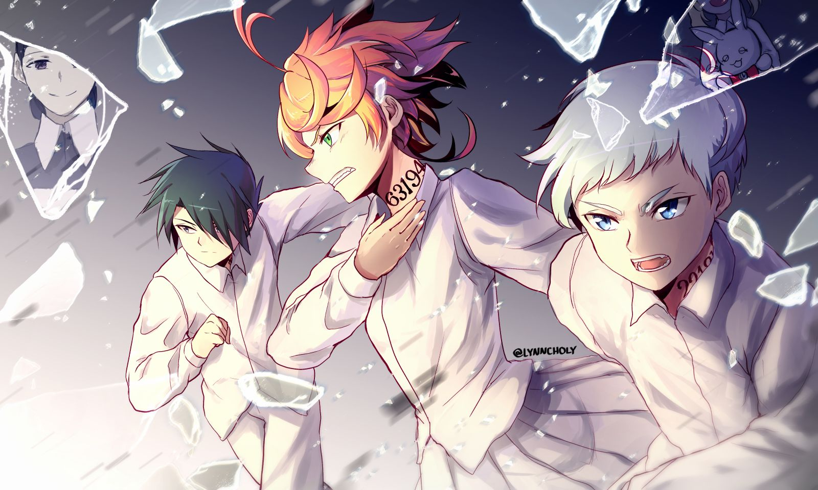 Pin By Thaotaku On Anime Neverland Art Neverland Anime