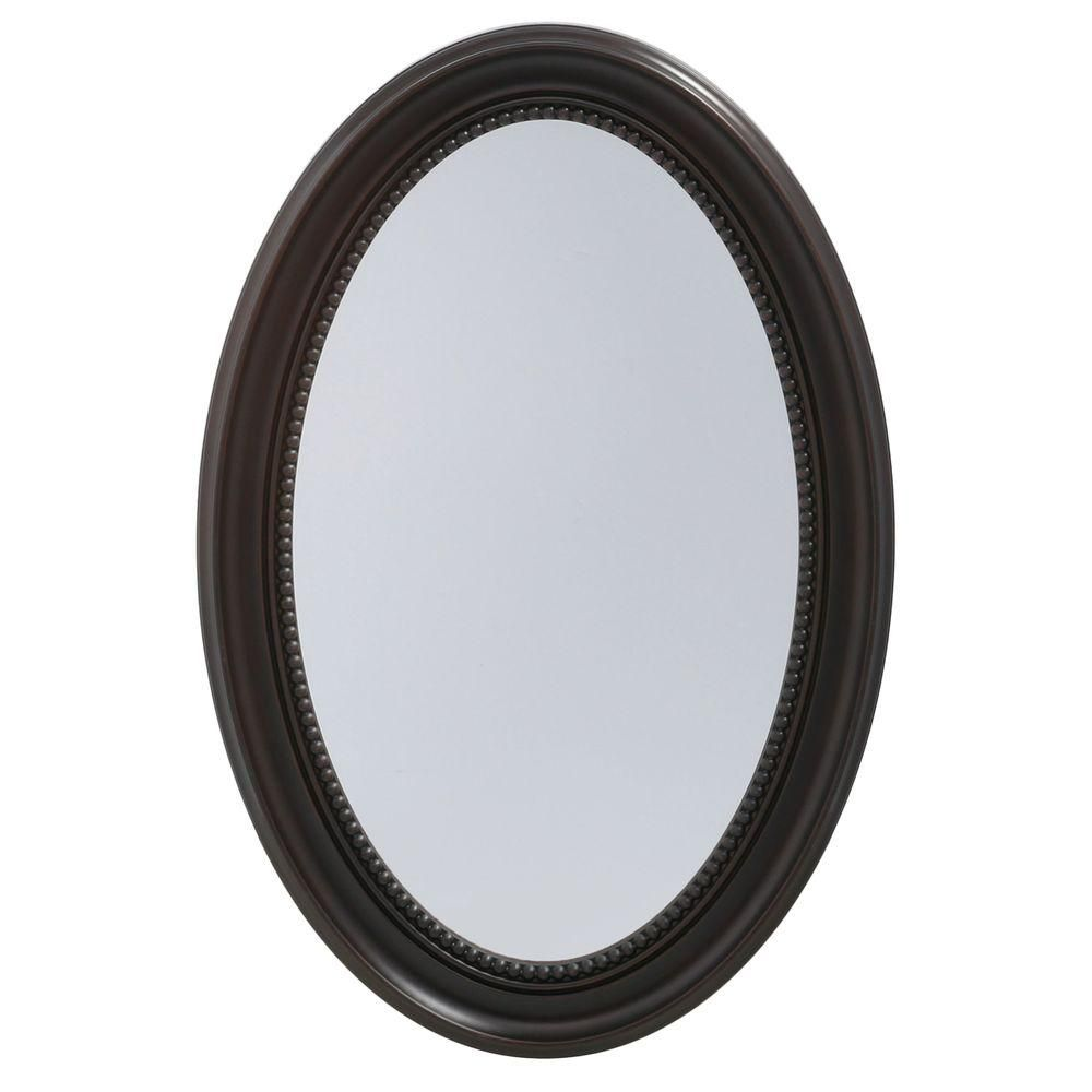 Pegasus 20 In W X 30 H Recessed Or Surface Mount Oval