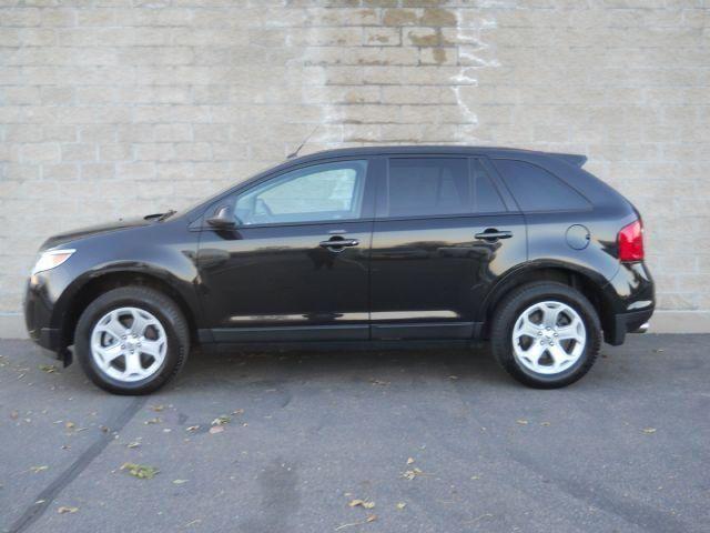 2013 Ford Edge, 38,270 miles, $22,990.