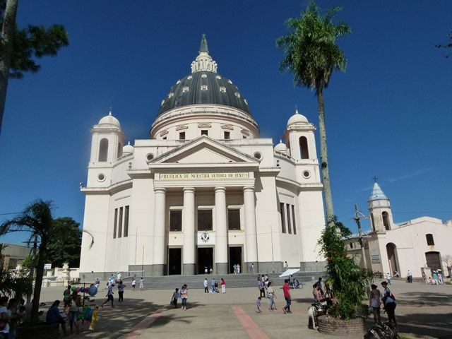 Basílica de Nuestra Señora de Itatí. Localidad de Itatí