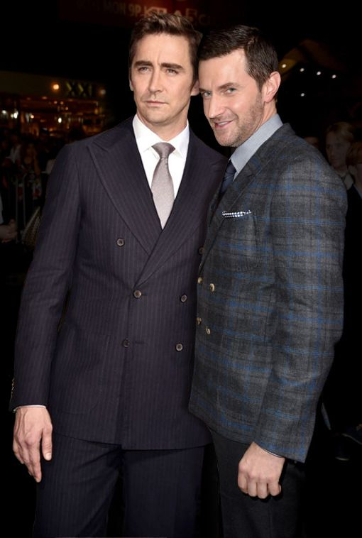 Lee Pace Married Richard Armitage And L...