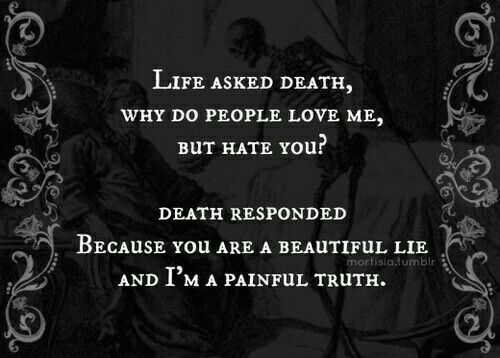 Life S · Death QuotesFamous ...