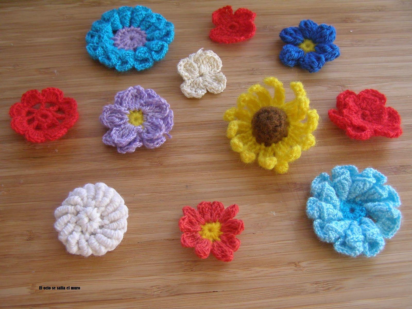 Nuevos Modelos De Flores En Crochet El Ocio Se Salta Muro Rose Crochetflowers Pretty Flower Diagram Jumpsleisurecrochet Flowersmodels