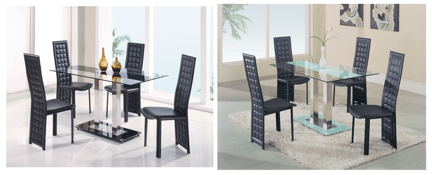 Tiago 5 Piece Dining Set at www.dcgstores.com  - Sales $649.00