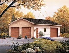 3 Car Garage Plans Plans for Building a 3 Car Garage