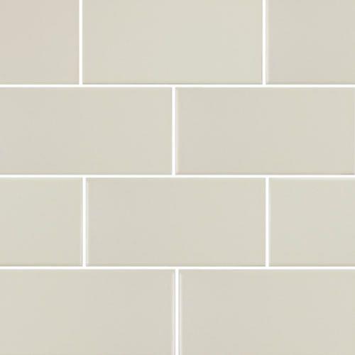 5th Avenue 3 X 6 Ivory Matte Subway Tile Tiles