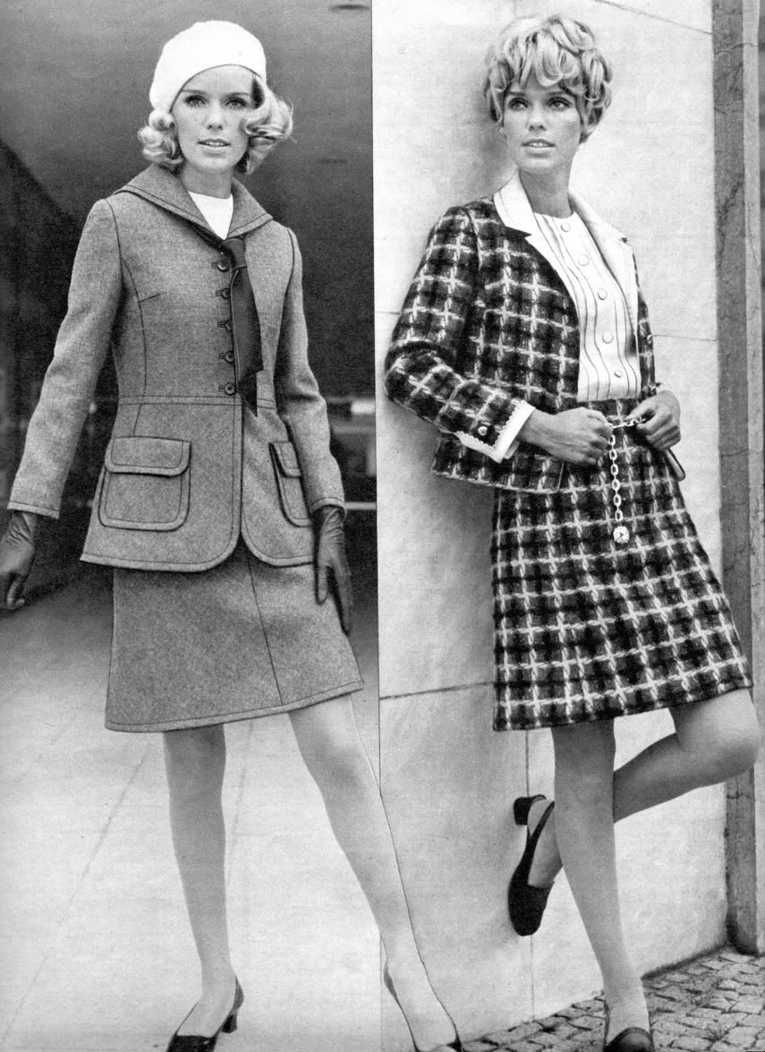 1960's tailoring