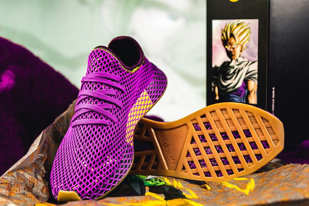 4d41c48a13107 Dragon Ball Z x adidas