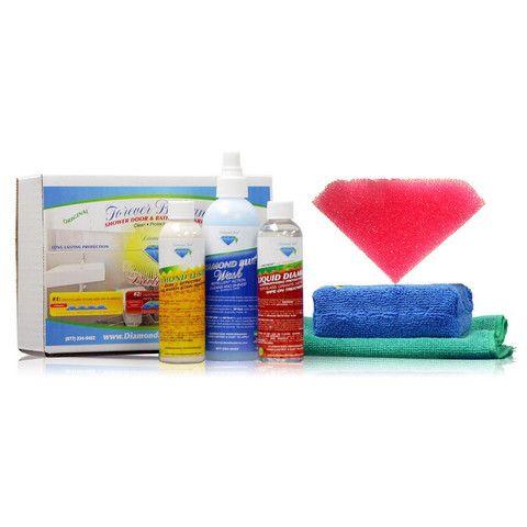 DSS Bath Kit with Pink Eliminator Pad