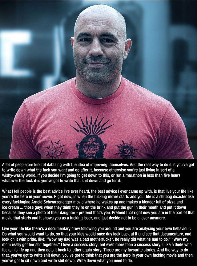 The Dumping Grounds Caveman Circus Joe Rogan Quotes Motivation Motivational Quotes