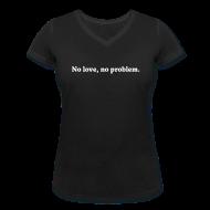 Tee shirts ~ Tee shirt col V Femme ~ fashion, ibiza, legiux, playgirl, men, girl, techno, style, weed