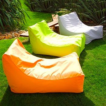 Inflatable Patio Lounge Chair, Inflatable Outdoor Furniture