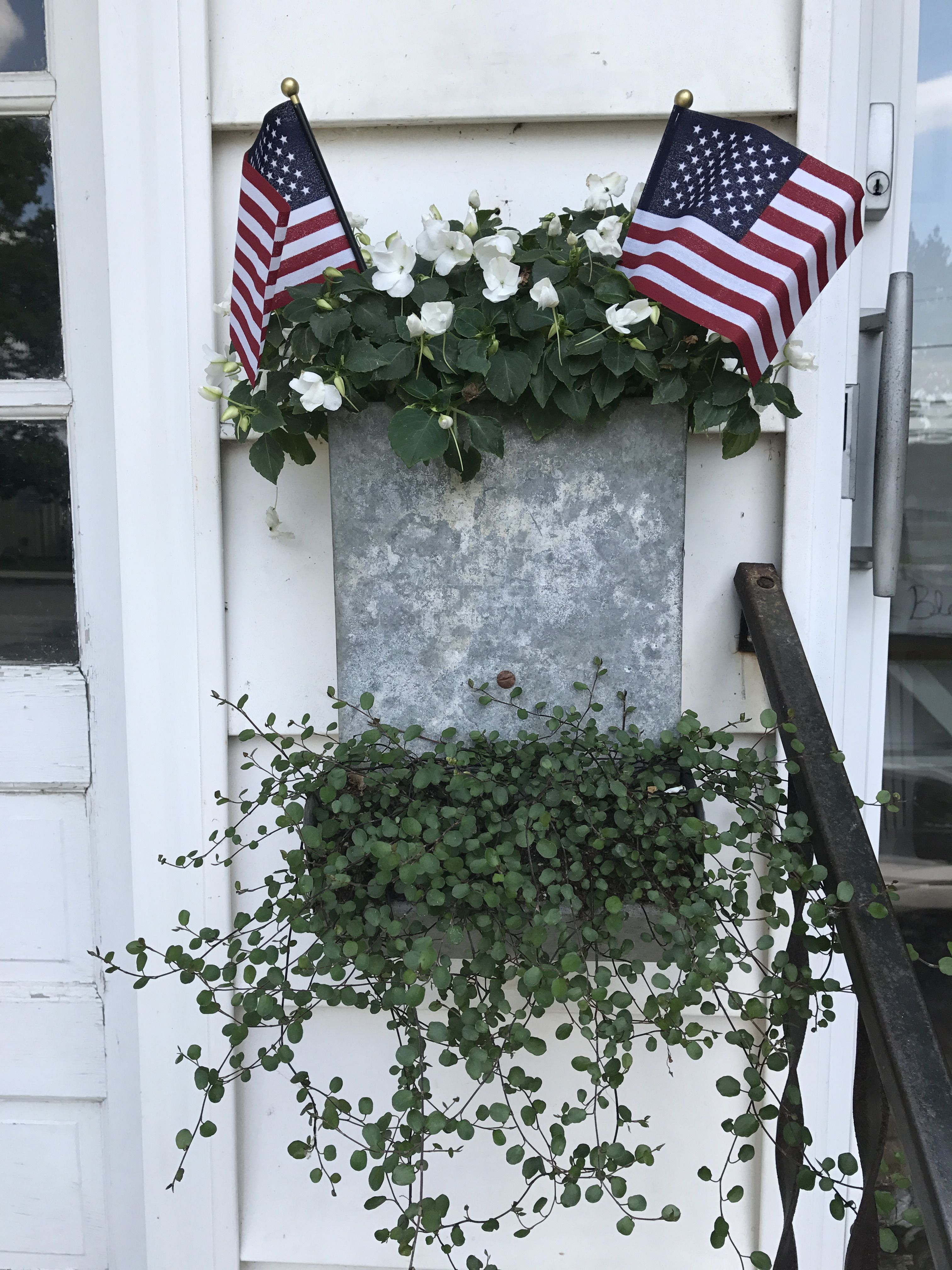 Window well decor  i need a feeder  come sit a spell on my porch or patio in