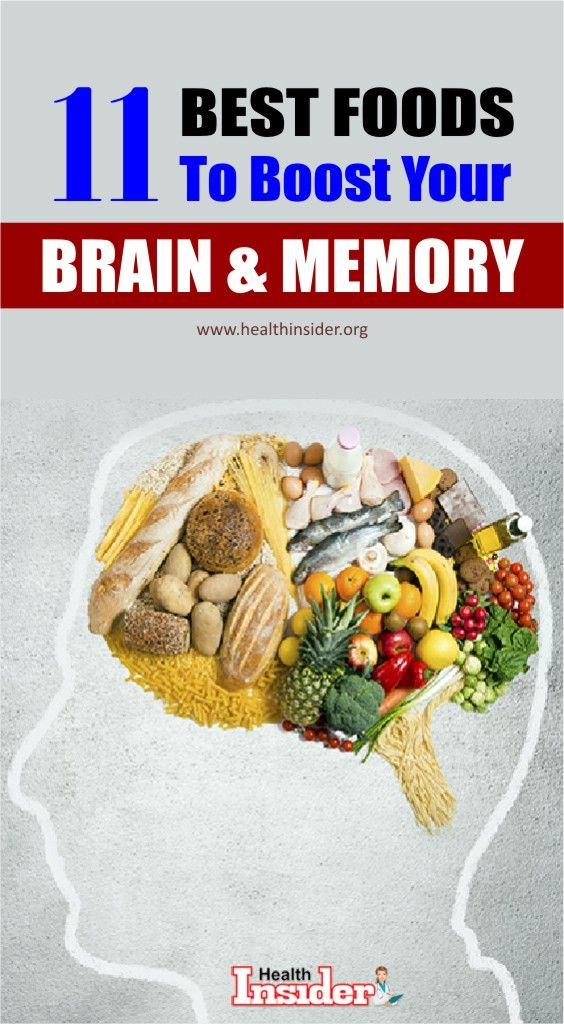 We have picked out 11 brain-healthy foods that are extremely beneficial for both, the mind and the body. #brainfood #brainhealth