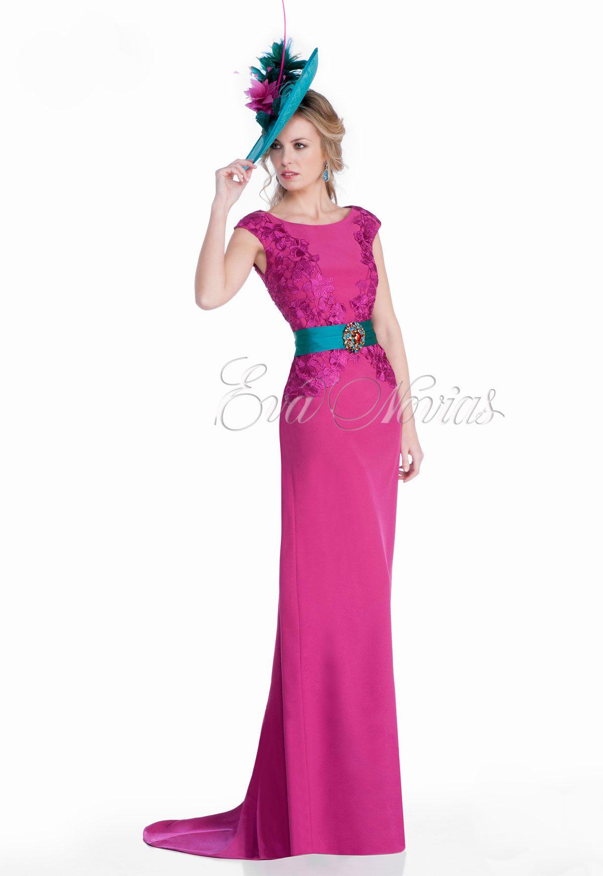 Vestido de fiesta Madison Modelo 1608 en Madrid. #vestidos #moda ...