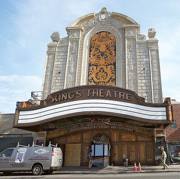 Looking Back At The History Of The Loew's Kings Theatre