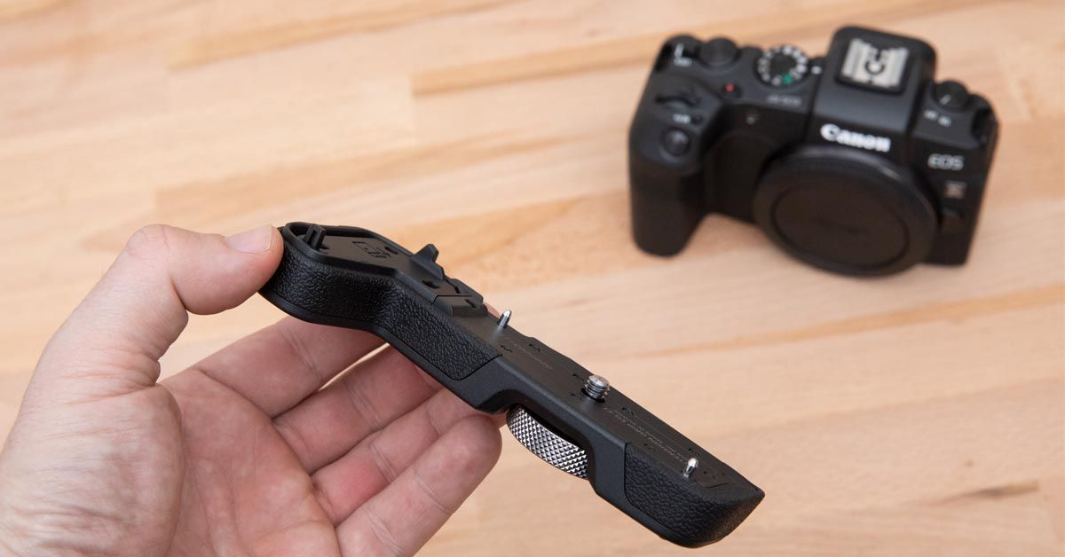 Do You Need The Eg E1 Extension Grip For The Eos Rp Camera