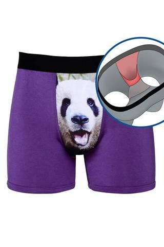 998d993251 The Giant Panda Ball Hammock Boxer Briefs | Ball Supporting Boxer ...