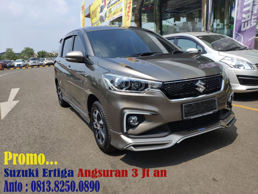 3 Pilihan Warna Suzuki All New Ertiga Sport Edition Suzuki All New