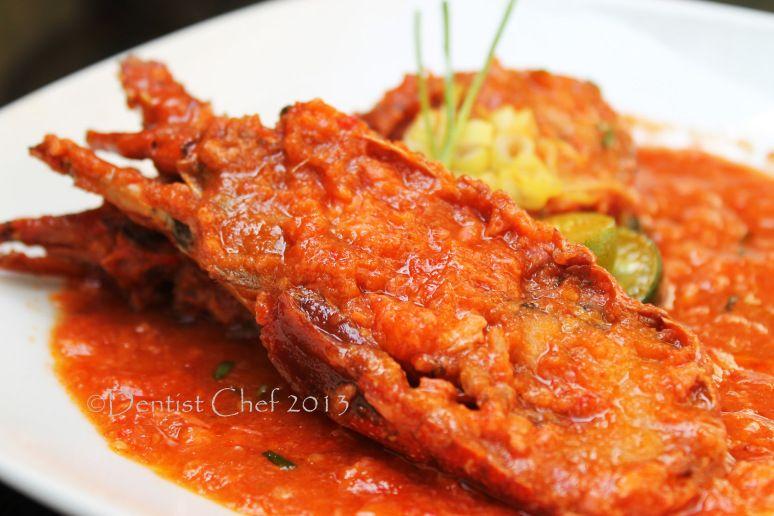 Lobster With Sweet And Sour Chili Sauce Recipe Resep Lobster Saus Asam Manis Ala Singapura Resep Lobster Resep Makanan Resep Ayam